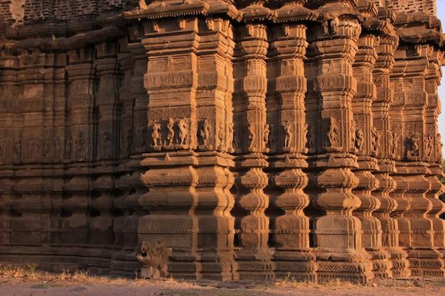 Oude tempel Premium Foto