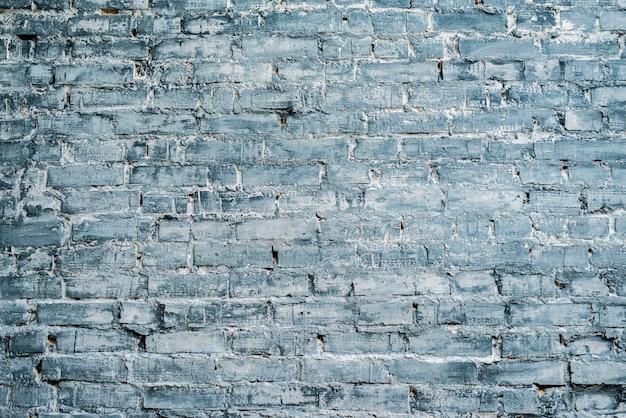 Oude van de baksteentextuur muur als achtergrond Gratis Foto