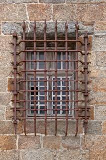 Oude venster rooster hdr geschiedenis Gratis Foto