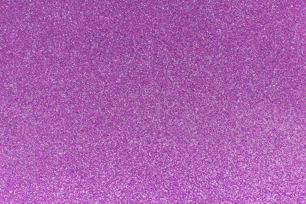 Paarse glitter voor textuur Premium Foto