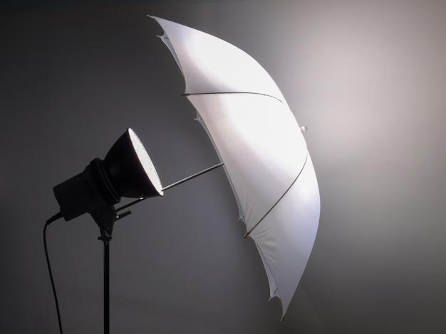 Paraplu licht Premium Foto