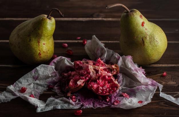 Pear's thriller Premium Foto