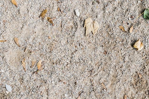 Pebbles texture als achtergrondafbeelding Premium Foto