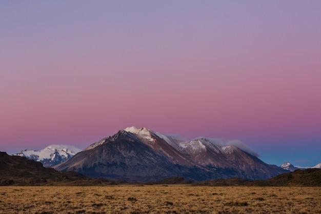 Perito moreno national park, patagonië, argentinië Premium Foto
