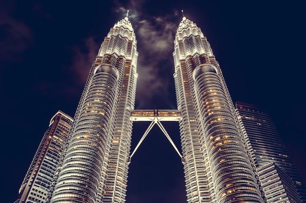 Petronas-torens Premium Foto