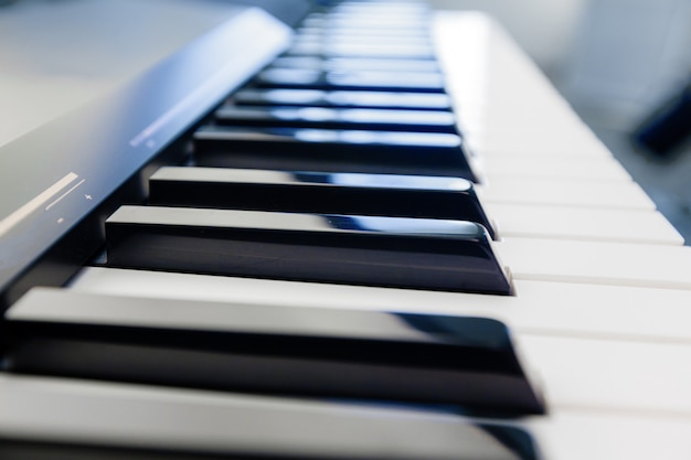 Piano en piano klavier Premium Foto