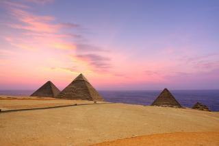 Piramides afrika Gratis Foto