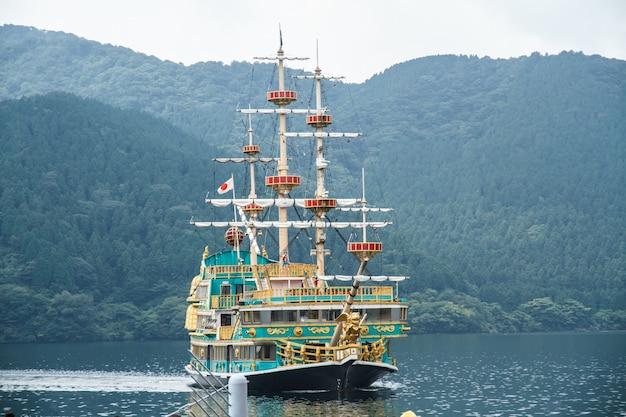 Piratenschip Premium Foto
