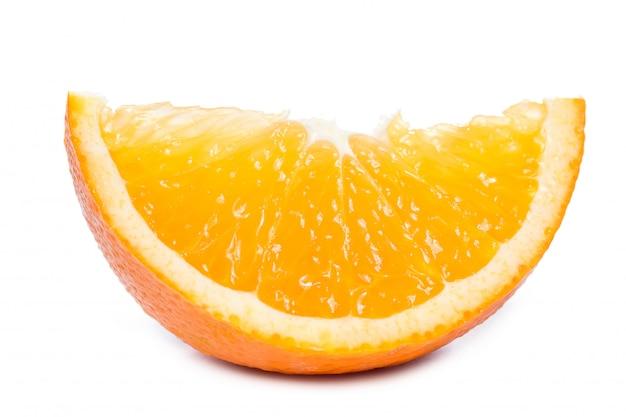 Plakje sinaasappel Gratis Foto