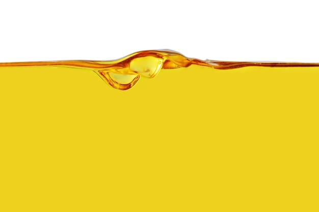 Plantaardige olie achtergrond Premium Foto