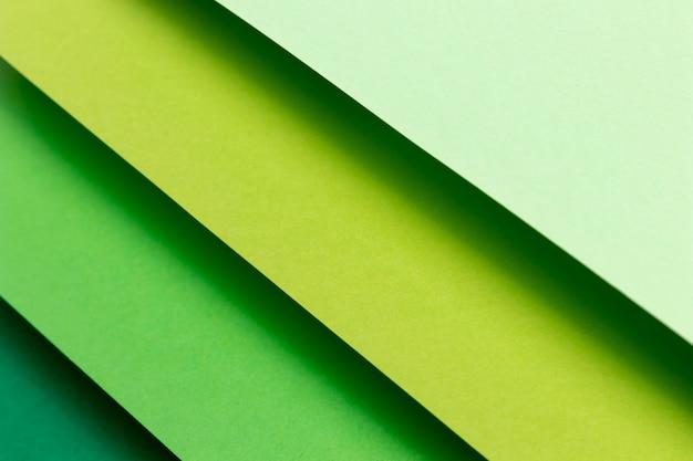 Plat lag patroon met koele kleuren Gratis Foto
