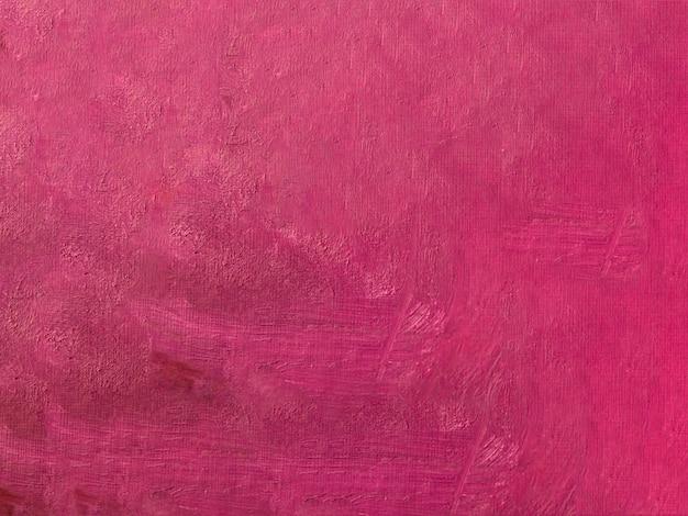 Plat lag roze acryl schilderij Gratis Foto