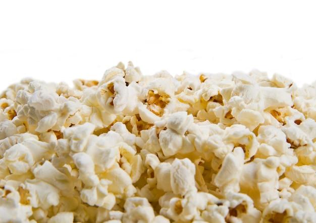 Popcorn textuur Premium Foto