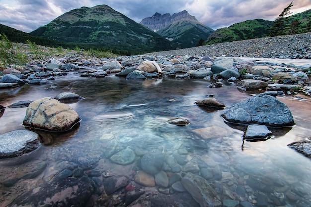 Prachtige bergketen Gratis Foto