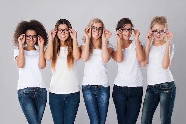 Problemen met het gezichtsvermogen zijn misschien niet onaangenaam Gratis Foto