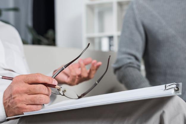 Psycholoog evaluatie Gratis Foto