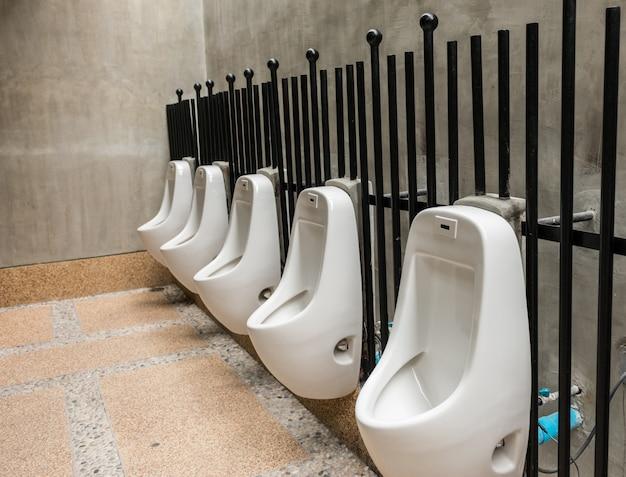 Publieke toiletten Premium Foto