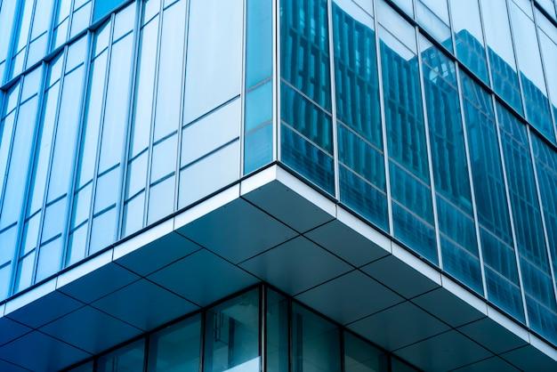 Ramen van wolkenkrabbers in de stad van londen Premium Foto