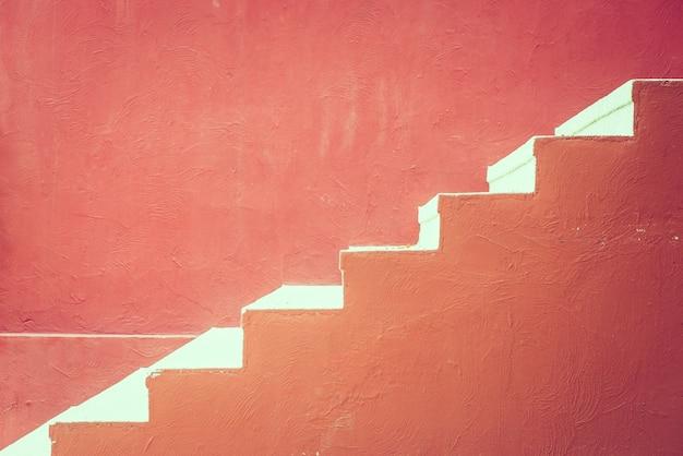Red betonnen trap Gratis Foto