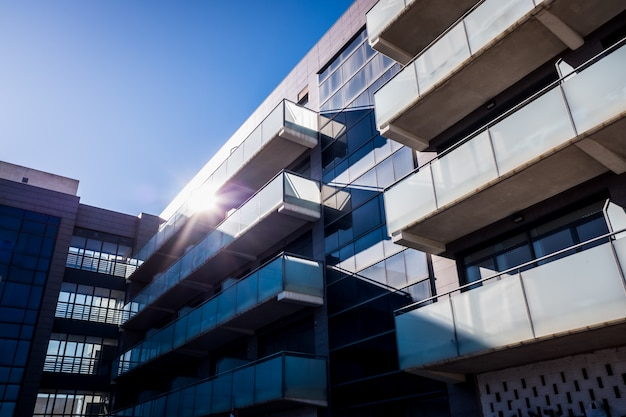 Residentiële appartementen en flats, Premium Foto