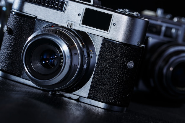 Retro camera's Gratis Foto