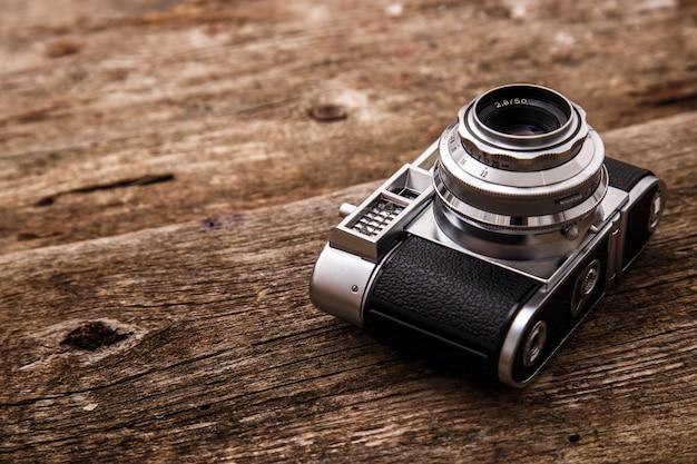 Retro camera Gratis Foto