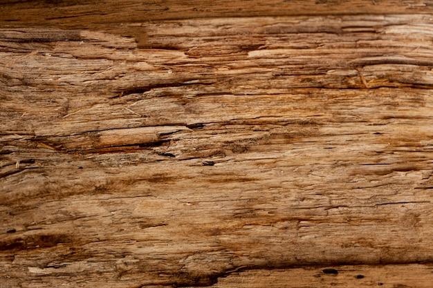 Retro houten oppervlak met chippen Gratis Foto