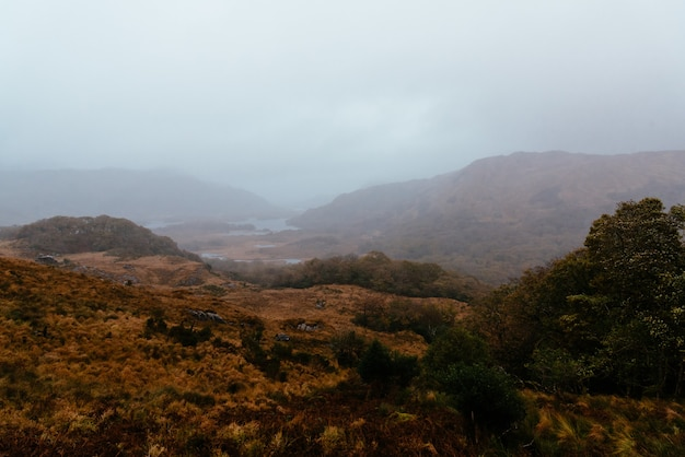 Ring of kerry, wild atlantic way, ierland Gratis Foto