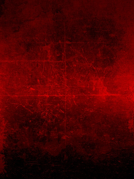 Rode grungeachtergrond Gratis Foto