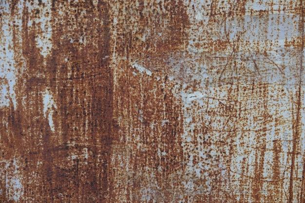 Roestige metalen textuur Gratis Foto