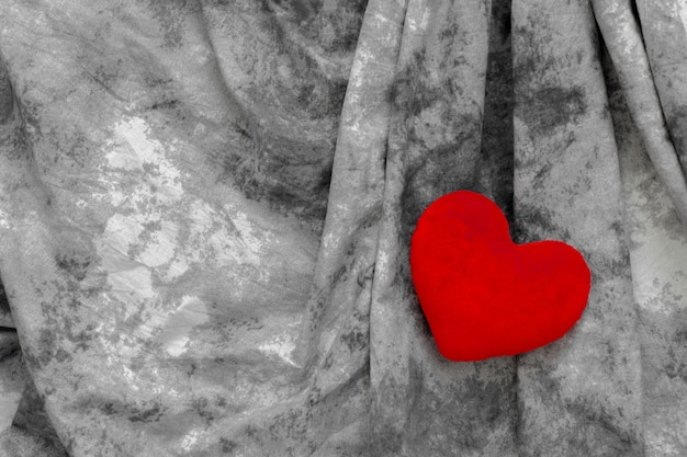 Rood hart Premium Foto