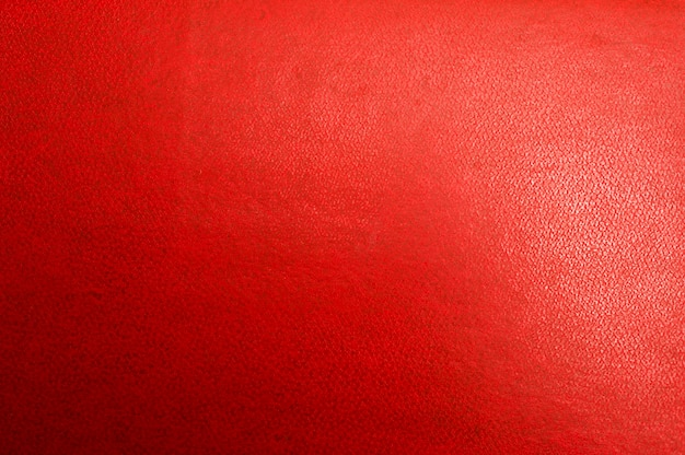Rood leerclose-upbehang Gratis Foto