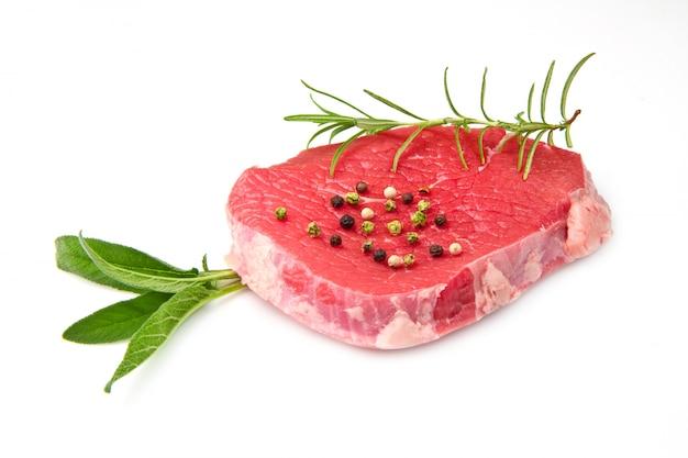 Rood vlees Premium Foto