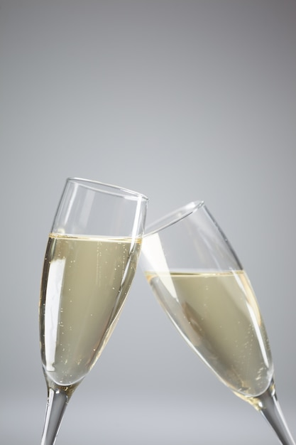 Roosteren champagneglazen Gratis Foto