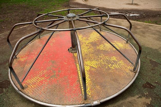 Rotonde in tuin Premium Foto