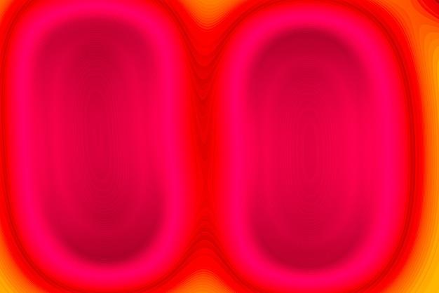 Roze en oranje - abstracte lijnen achtergrond Gratis Foto