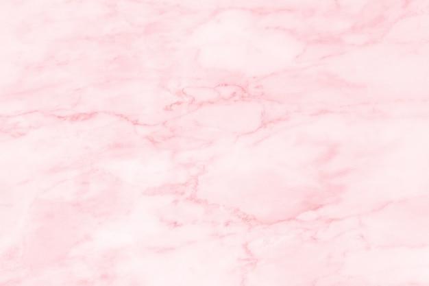 Roze marmeren textuurachtergrond Premium Foto