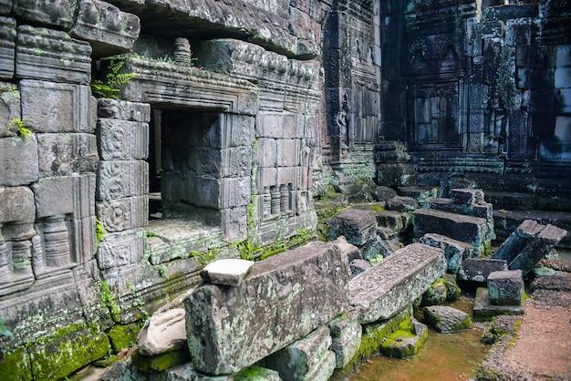Ruïnes van een kasteel Gratis Foto