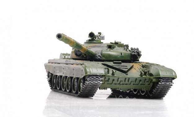 Russische tank Premium Foto