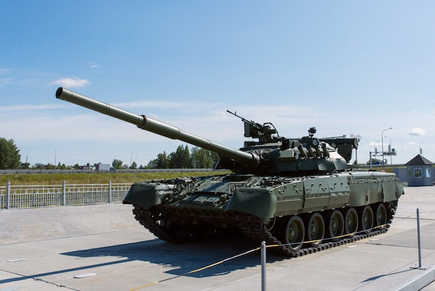 Russische vechttank Premium Foto