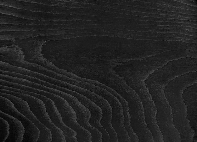 Rustieke donkere houtskool houtstructuur patroon close-up shot, tafel of ander meubilair Gratis Foto