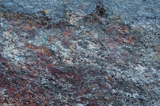 Rusty grunge texture wall surface achtergrond. Premium Foto