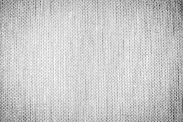 Samenvatting en oppervlakte grijze katoenen textuur Gratis Foto