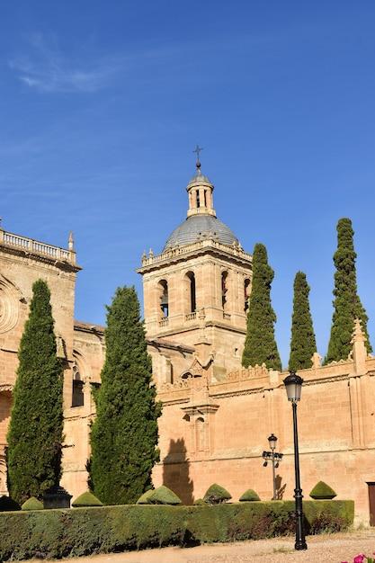 Santa maria cathedral, ciudad rodrigo, de provincie van salamanca, spanje Premium Foto
