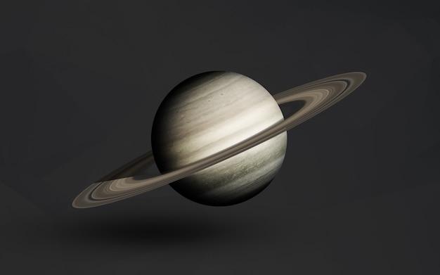 Saturnus Premium Foto
