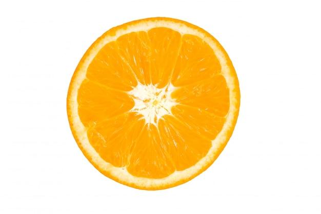 Schijfje sinaasappel Gratis Foto