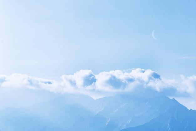 Schilderachtig uitzicht op de hemel Gratis Foto