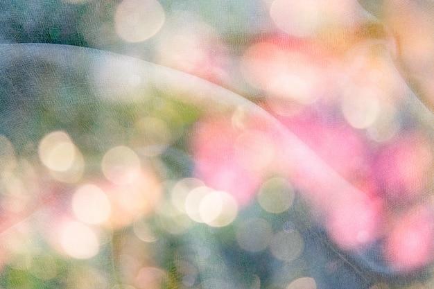 Schitter prachtige lichtenachtergrond abstracte achtergrondluxedoek. Premium Foto