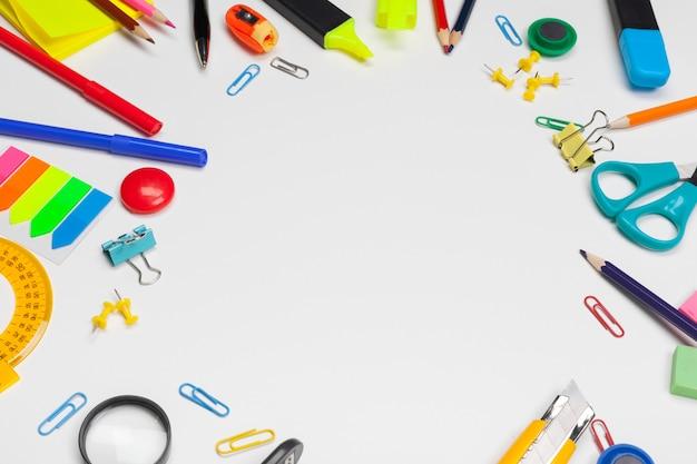 Schoolspullen Premium Foto