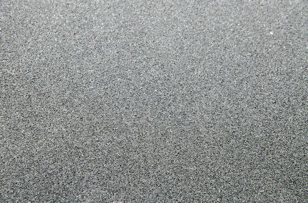 Schuim rubber. professionele geluidsisolatie voor audio- en video-opnamestudio's. geluiddichte paralon, in macro. geluidsisolerende textuurachtergrond voor studio Premium Foto